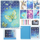 """3D Patterned Flip Leather Smart Cover Stand Case For Apple iPad Mni 1/2/3/4 7.9"""""""