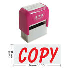 COPY Self Inking Rubber Stamp JYP 4911R 03 RED INK