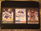 2015-16 Connor McDavid Rookie Card Lot - Young Guns, Auto Future Watch, Canvas