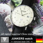 Free shipping JUNKERS BAUHAUS QUARTZ 6046-5QZ New Made in GERMANY