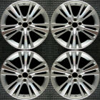 Set 2015 Lexus RX350 RX450h OEM Factory 426110E340 Machined Wheels Rims 74301
