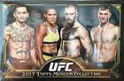2017 Topps UFC Museum Collection Hobby Factory Sealed Box