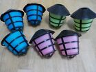NOMA Lantern Patio Lights Lot of 7 RV camping Plastic Vintage Replacement Parts