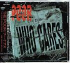 THE POOR Who Cares JAPAN CD ESCA-5925 1994 NEW