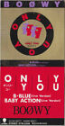 BOOWY ONLY YOU JAPAN CD XT10-2356 1989 NEW