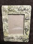 Daffadil Flower Picture Frame Garden Beautiful Stone Yellow Leaves Greenery 29