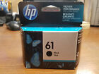 NEW HP OEM Genuine 61 CH561WN140 Ink Cartridge Black exp 2019 FAST shipping