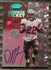 Doug Martin Rookie Cards Checklist and Guide 42