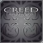CREED Greatest Hits JAPAN CD EICP-439 2005 NEW