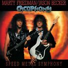 CACOPHONY Speed Metal Symphony KICP 4 JAPAN CD KICP-91504 2010 NEW
