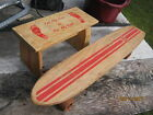 VINTAGE NASH SKATEBOARD AND SEAT COMBO 1960S