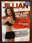 Jillian Michaels Killer Buns and Thighs DVD 2011 exercise FIT18