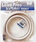 SB1-Poly Braided water - Ice Maker line/Water Hose 5'