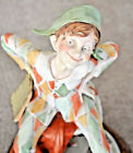 ~* RETIRED *Original* GIUSEPPE Armani **THE JESTER HARLEQUIN** Statue Figurine*~