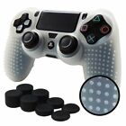Soft Silicone Skin Grip Protective Cover for PlaySation 4 SLIM/PRO Controller
