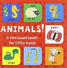 Chunky 9 Book Slipcase - Animals (Chunky 9 Suitcase), Philip Dauncey, Used; Good