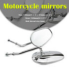 Chrome Rearview Mirror For Harley Davidson Heritage Softail Dyna Special Classic
