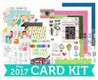 Simon Says Stamps MAY 2017 CARD KIT ANIMATION Stamps  Transparencies