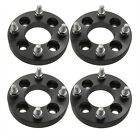 4pcs 25mm Wheel Spacers  4x100 Fits Honda Acura Accord Civic Prelude Integra