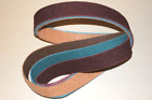 6mm x 610mm Surface conditioning and blending power file sanding belts. Per 10