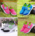 Breathable Kids Boy Girl Sports Shoes Mesh Children Casual Shoes Baby Shoes Size