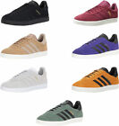 adidas Originals Mens Gazelle Sneaker 7 Colors