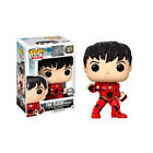 POP! Justice League THE FLASH [UNMASKED] #201 Exclusive by Funko New