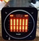 Guaranteed Insight GEM 602 Graphic Engine Monitor  EGT CHT Free Shipping