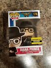 Funko Pop! DC Wonder Woman Diana Prince #176 Entertainment Earth Exclusive New