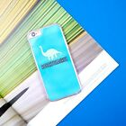 FC Customised Dinosaur Name Phone Case/Cover For All iPhone Models UK