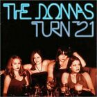 THE DONNAS Turn 21 JAPAN CD NXCA-00018 2001 NEW