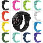Silicone Replacement Strap Wristband For Huami AMAZFIT Smart Sports Watch 1 2