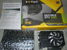 ZOTAC GeForce GTX 1050, 2GB GDDR5 Compact Gaming Graphics Card Crypto Mining zec