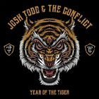 JOSH TODD & THE CONFLICT Year Of Tiger JAPAN CD GQCS-90412~3 2017 NEW