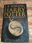 Harry Potter and the Deathly Hallows First Edition Adult Hardback TBLO