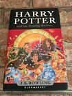 Harry Potter And The Deathly Hallows First Edition Hardback JKRowling TBLO