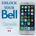 Bell Canada Network Unlock code for HTC One Sensation 4G One S