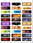 30 Personalized Return Address labels Halloween Buy 3 get 1 free All pics haa5