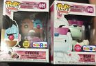 Funko Pop! Toys R Us Exclusive Cyborg And Bear From Teentitans Go!