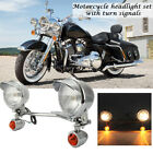 LED Passing Light Bar Turn Signals Bar For Honda VTX 1300 C R S RETRO Cruiser