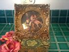 Vintage/Victorian Picture in Decorative Gold Frame