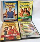The BIGGEST LOSER DVDs Weight Loss Yoga Cardio Max Power Sculpt Boot Camp 4 DVDs