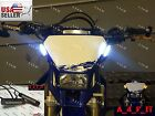 LED License Plate White Lamp Motorcycle Street Fighter Sport Super Under Tail