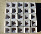 10 Imilchil Meteorites from Morocco  2 4 grams  Great Gift Shop Offering