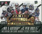 2015 Panini Contenders Football Hobby Box - Factory Sealed!
