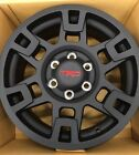 17 Black Toyota TRD Pro Wheels Toyota Tacoma 4Runner FJ Cruiser Set of 4