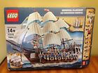 Lego Pirates 10210 Imperial Flagship Retired 100% complete with minifigures