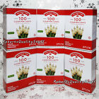 Holiday Time 100 Clear White Mini Lights Lot of 6 Christmas Wedding Patio
