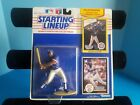 1990 Chicago Cubs Starting Lineup Baseball Figure Rookie Card Jerome Walton