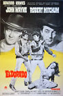 El Dorado original Finnish movie poster John Wayne Howard Hawks